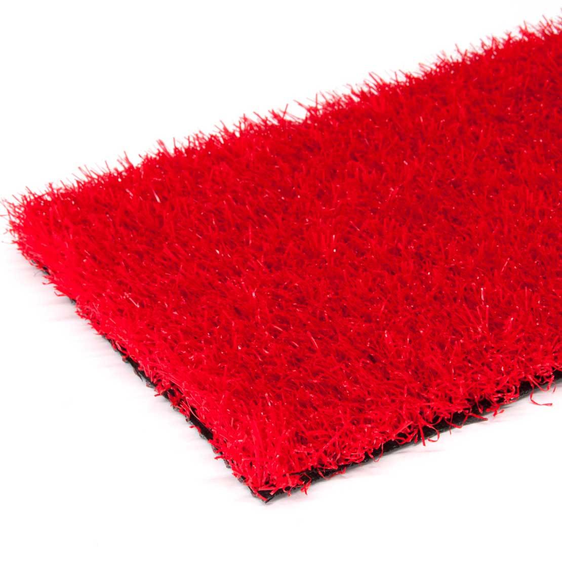 Kunstgras Rainbow Rood